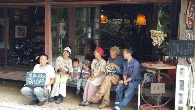 毎月第二土曜日に吹屋でマルシエを開催している