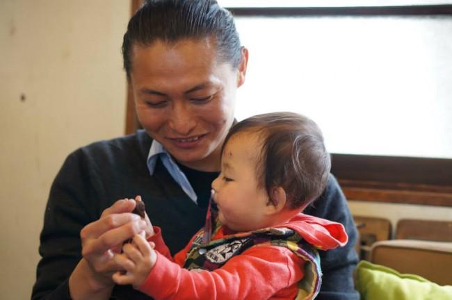 代表の田川さんは2年半前に大阪から移住