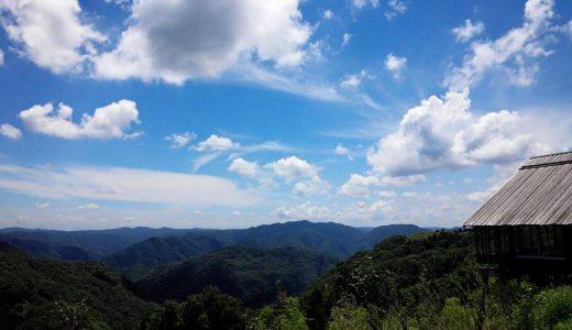 松原町から大山と瀬戸内海が見えるってホント!?