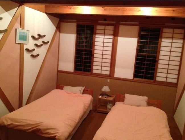 洋室と和室がある とても綺麗な空間