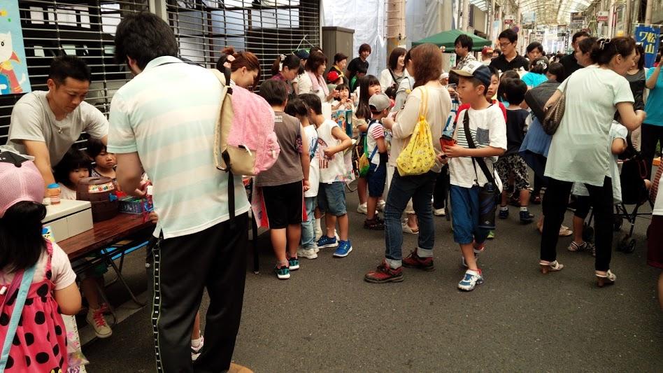 6月開催のわくわく子どもフェスタ21