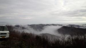 調子がいいともっとたくさん雲は出てきます