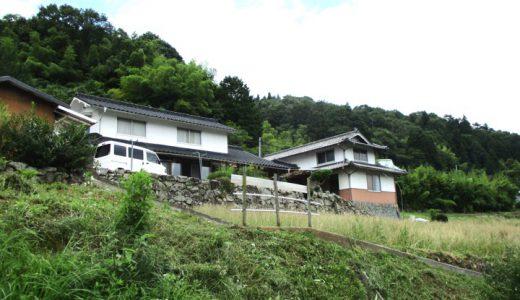 No.121備中町布賀:最高の景色で縁側過ごし