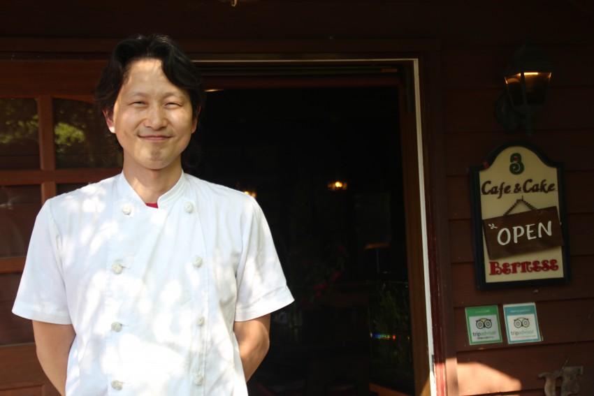 吉備中央町で活躍する成田賢一さん