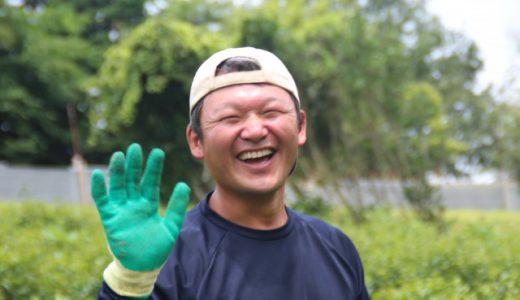 特集【新しい風】高梁初!いや世界初!!高梁炙り番茶