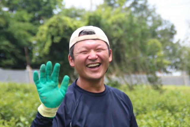 こちらが浦田さん 優しそうである。