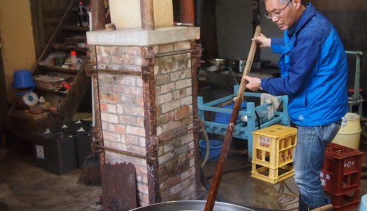 特集【現場を伝える】吹屋の醤油 長尾醤油工場