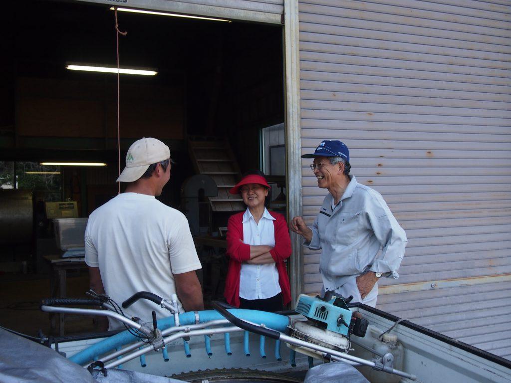 地元の生産者と協力した高梁紅茶作り