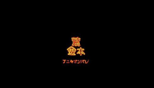 高梁市巨瀬町 夜空に光る阪神の星【阪神塩坪公園】